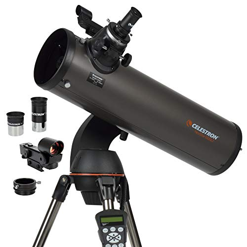 Celestron - NexStar 130SLT Computerized Telescope - Compact and...