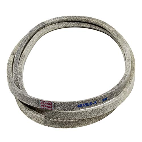 """Deck Belt Made with Kevlar Replacement for Scag OEM# 481558 Fits Lawn Mower Model Turf Tiger 61"""" Deck"""
