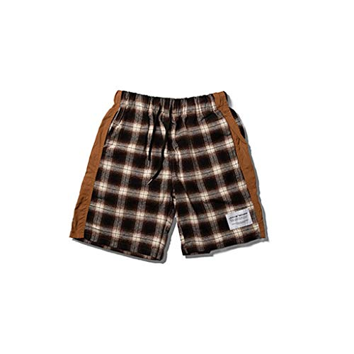 GCX- Shorts Shorts Summer Shorts Casual Shorts Loose shorts Hippe Comfort Shorts Vrije tijd (Color : B, Size : XL)