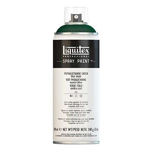 Liquitex Professional - Pintura acrílica en spray, 400ml, color verde