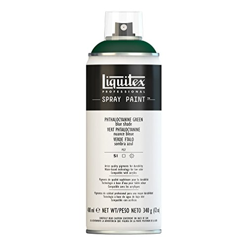 Liquitex Professional - Pintura acrílica en spray, 400ml, color verde