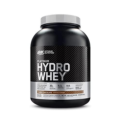 Optimum Nutrition Platinum Hydro Whey, Milk Chocolate, 1590g