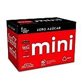 COCA COLA zero pack 6 latas 20 cl