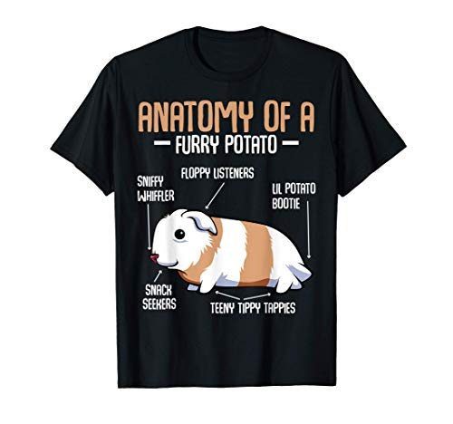 Guinea Pig Whisperer Hausmeerschweinchen Haustier Säugetier T-Shirt