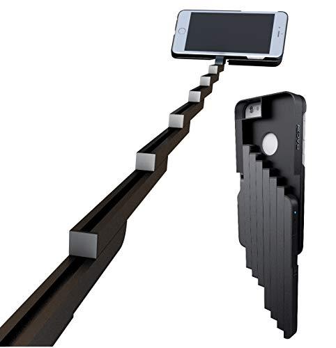 BAXET – Back – Selfie Stick Cover | No tendrás que llevar el bastón para tener las magníficas fotos de tus viajes y fantásticos selfies para los redes sociales.