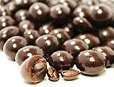 Sugar Free Dark Chocolate Covered Espresso Beans by Its Delish, 5 lbs Bulk Kosher Parve and Vegan Semisweet Chocolate