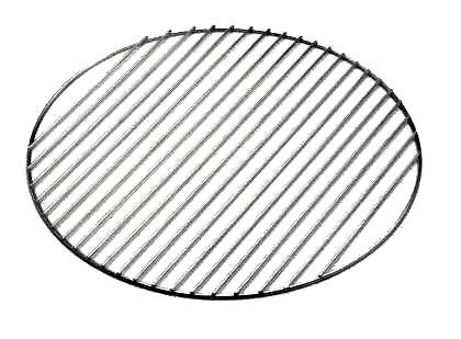 Old Smokey 18TG 18 Replacement Top Grill, Silver