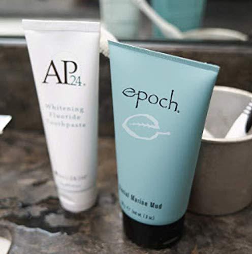 Nu Skin AP-24 Whitening Fluoride Zahnpasta +Epoch Glacial Marine Mud