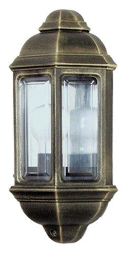 PLAFONIERA PF117_NO - Leuke klassieke plafondlamp van aluminium - H36L18SP10 cm - Zwart/Goud - Verkrijgbaar in andere kleuren - Geproduceerd in Italië door Valastrolighting - Aanbevolen