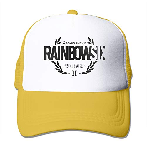 Rainbow Six Cool Unisex Baseball Cap Adjustable Visor Hats Bucket Hat Running New Gift 2021 Mens and Womens