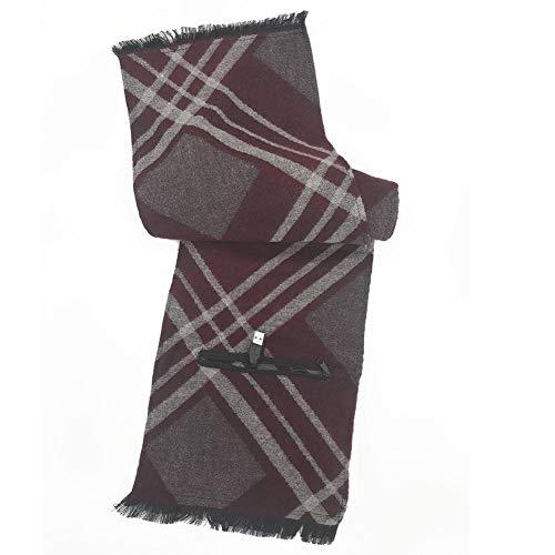 Seasons Shop handwarmer sjaals winter dames heren 22-180 cm USB elektrisch elastisch voor outdoor sport wandelen grijs strepen rood generous