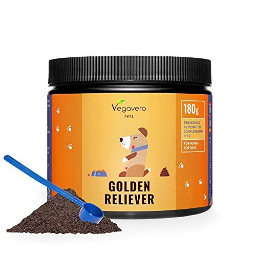Integratore SALUTE INTESTINALE per CANI Vegavero®   per Diarrea, Stitichezza e Feci Sane del Cane   Con Prebiotici e Materie Prime di Marca   180 g   Vegan