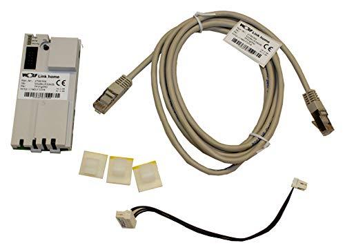 Wolf Link Home LAN/WLAN-Erweiterung Schnittstellenmodul ISM7i Smarthome 2746365