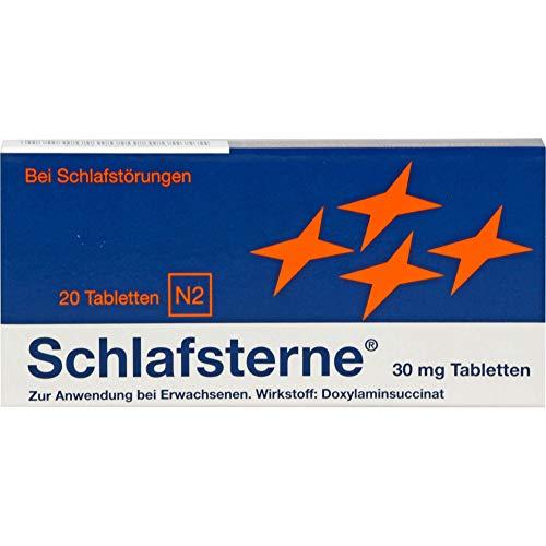 Schlafsterne Tabletten, 20 St. Tabletten