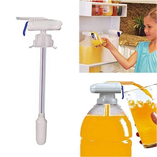 Automatic Drink Dispenser Dispensador Automático de Bebidas, Bomba de Agua Eléctrica Universal Portátil para Bebidas de Cerveza, Fiesta Boda Herramienta de Cocina Casera al Aire Libre