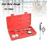 Jauges de calibre 10-18mm, comparateur à cadran en métal comparateur à cadran sonde électronique comparateur à comparateur cylindre moteur outil de mesure du diamètre intérieur