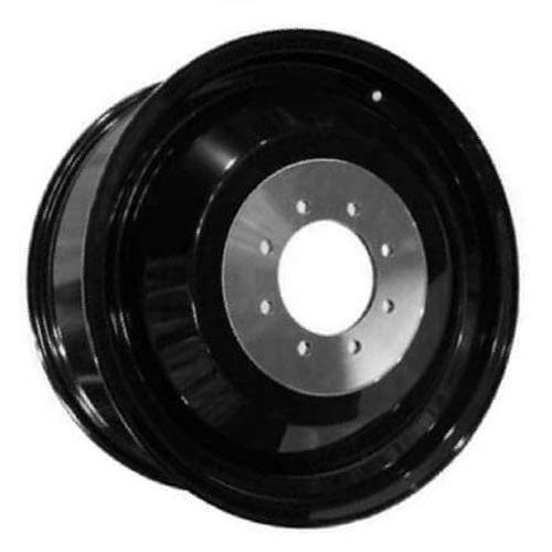 FUEL Dualie Inner BL -Gloss BLK Wheel with Painted (22 x 8.25 inches /8 x 170 mm, 116 mm Offset)