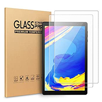 Vankyo Glass Screen Protector for Matrixpad S20 10 inch Tablet 2 Pack  Tempered Glass High Definition/Scratch Resistant