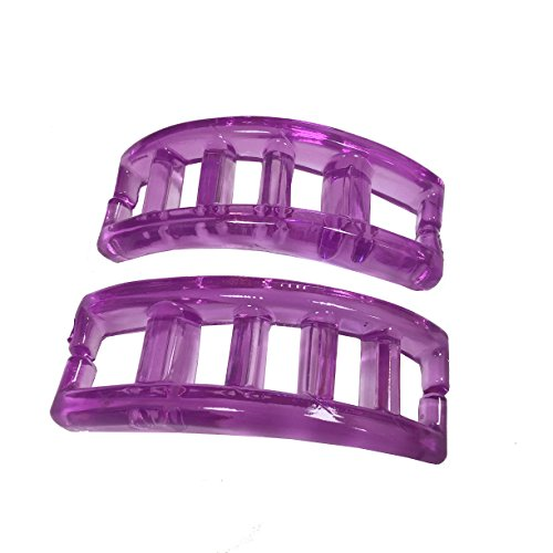 YogaToes - The original Toe Separator from USA - Purple/Small