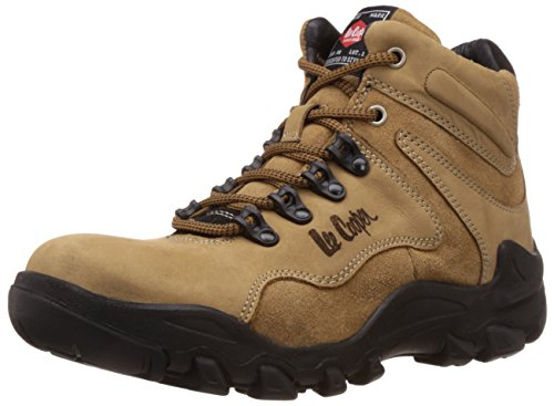 Lee Cooper Men's Camel Trekking and Hiking Boots - 7 UK/India (41...