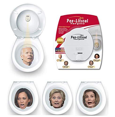 Pee-Litical Targets (Democratic Images