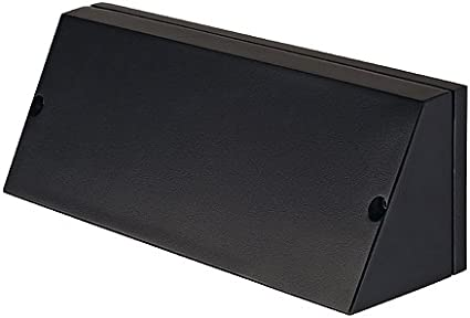 SLV 230030 PEMA SQUARE Wandleuchte schwarz E27 max 15W
