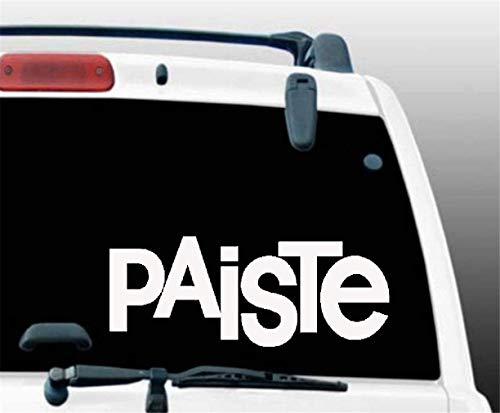 ytedad Car Decal Stickers Car Decal Car Sticker Paiste Drum Logo Decal Sticker 15Cm