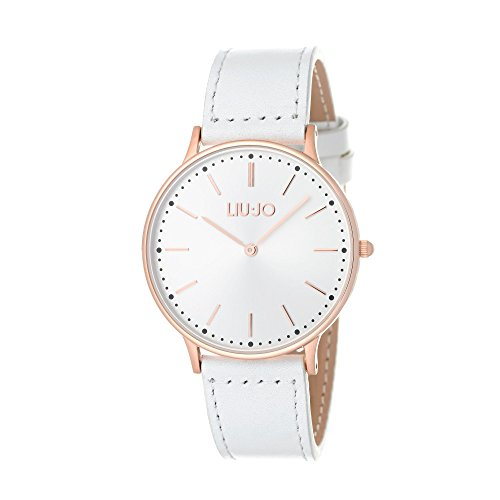 Liu Jo Luxury – Reloj de mujer de acero Moonlight Blanco TLJ1061