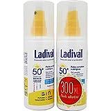 Ladival spray oil free SPF50 150 ml (2 unidades) Especial para: pieles sensibles o alérgica, Pieles acnéicas, Intolerancia al sol, alergia solar.