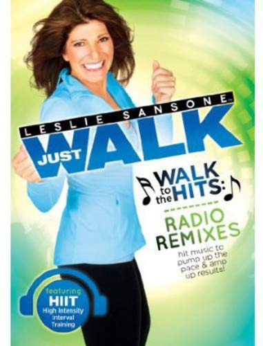 Leslie Sansone: Walk To The Hits Radio Remixes