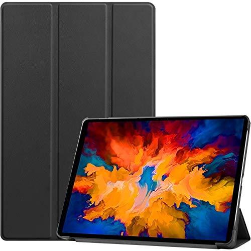 ProCase Funda Básica para Lenovo Tab P11 Pro 11,5' 2020, Carcasa Folio Delgada con Tapa Plegable para Lenovo Tab P11 Pro 11.5 Pulgadas 2020 –Negro