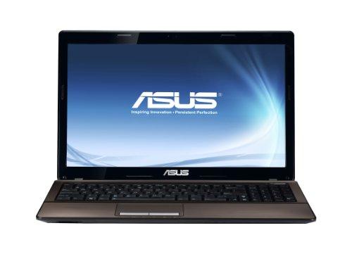 Asus X53SV-SX1026V 39,6 cm (15,6 Zoll) Laptop (Intel Core i7 2630QM, 2GHz, 8GB RAM, 640GB HDD, NVIDIA GT 540M, Blu-ray, Win 7 HP)