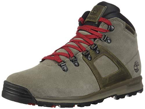 Timberland Herren Wanderstiefel GT Scramble WP Mid Hiker Slush Grey 45