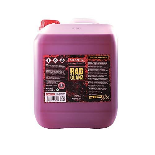 Atlantic Radglanz 4340 Kanister, Rot, 5 L