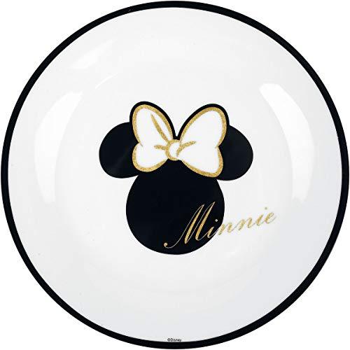 Micky & Minnie Minnie Gold Unisex Plato multicolor, porcelana,