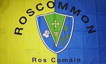 NEOPlex Roscommon Ireland County Traditional Flag