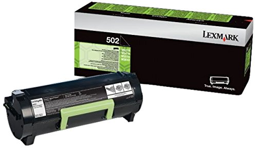 Lexmark 50F2000 Standard Toner Cartridge, 1500 Seiten, schwarz