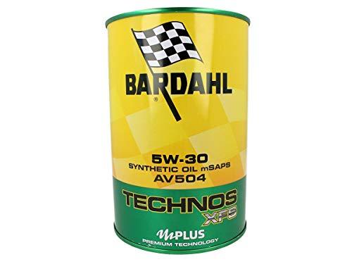 Bardahl 308040 Oli Motore per Auto