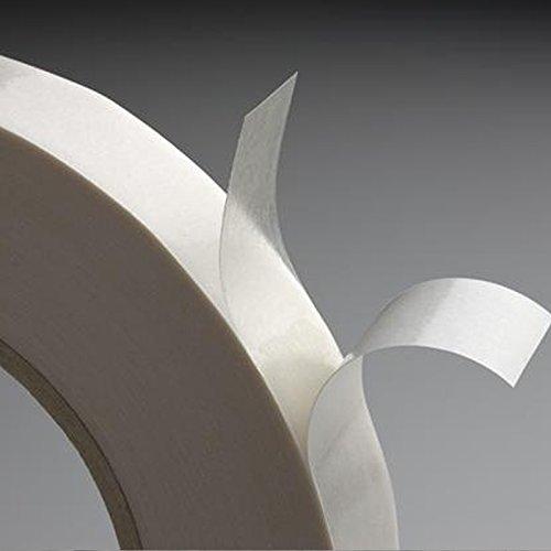 Neschen 'gudy DS 11 - Doppelseitig klebende Folie - eine Seite reversibel/eine Seite permanent klebend - 33m x 2,5cm