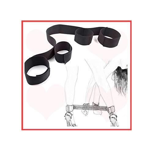 SYOneTo3 Happy Àdù   t ~ Toy Herramienta de Masaje de relajación Muscular cinturón de Nailon para Fitness
