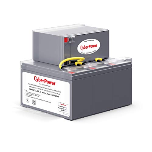 CyberPower RB1290X4K UPS Replacement Battery...