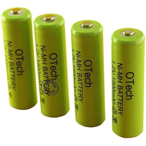 Lote de 4 baterías para Nikon COOLPIX B500