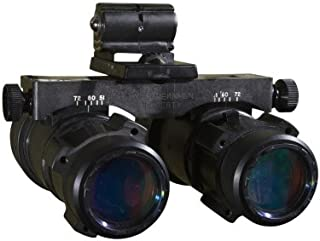 Posterazzi MINPSTTMO100912M AN/AN/AVS-6 night vision goggles used by the military Poster Print, 8 x 10