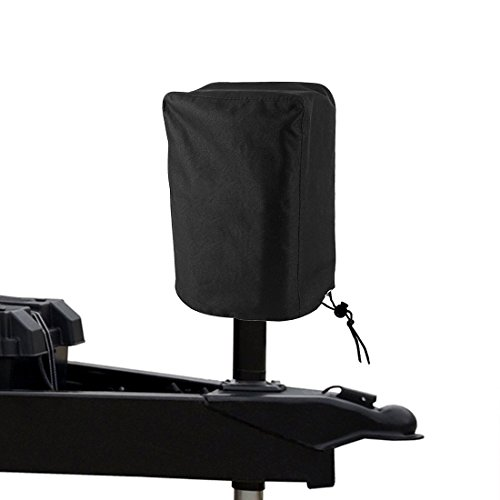 MMonDod Waterproof Electric Tongue Jack Cover, Universal RV Travel Trailer Electric Tongue Jack Protective Cover 15x17 inches