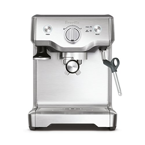 Learn More About Breville BES810BSS Remanufactured Duo Temp Pro Espresso Machine