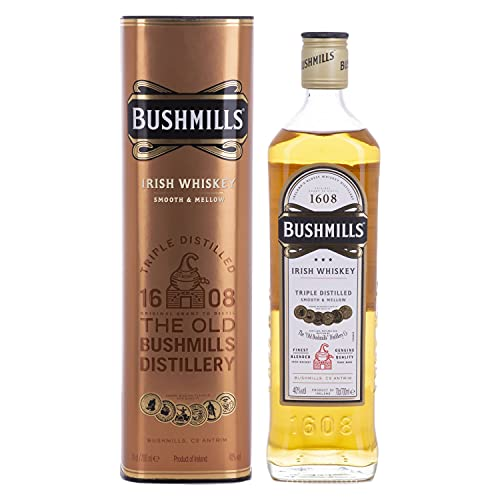 Bushmills Bushmills Triple Distilled Original Irish Whiskey 40% Vol. 0,7l in Giftbox - 700 ml