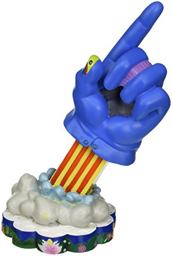 Factory Entertainment The Beatles Yellow Submarine: Chief Blue Meanies Glove Shakems Bobble Statue