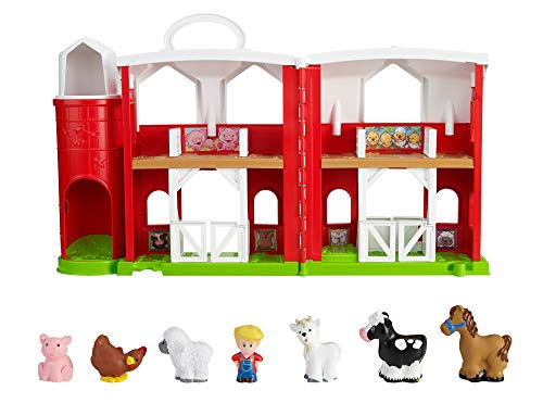 Fisher-Price Little People Animal Friends Farm [Amazon Exclusive]