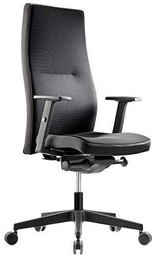 Grammer Bürostuhl F160 mit hoher Rückenlehne und Vollausstattung