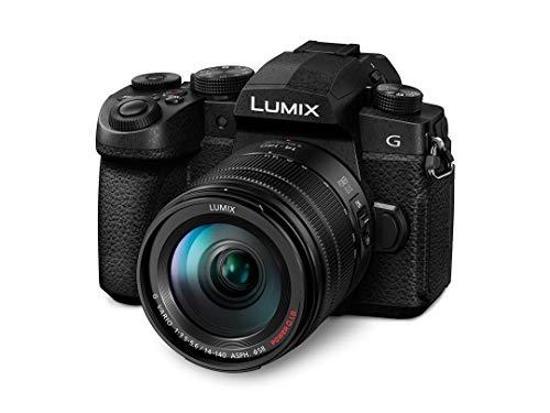 Panasonic - Fotocamera digitale Lumix DC-G90 MILC 20,3 MP Live MOS 3840 x 2160 pixel, 4K Ultra HD, touch screen, colore: Nero